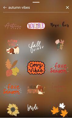 Instagram Emoji, Girl Photography Poses, Ig Story, Gifs, Social Media, Seasons, Stickers, Movie Posters, Instagram Ideas