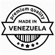 Made in Venezuela.