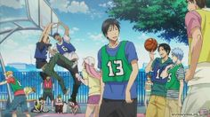 Look at Kise, just look