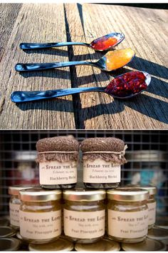 We Think You'll Love...Sweet Caroline Jams! - Lucky in Love Wedding Planning Blog - Seattle Weddings at Banquetevent.com