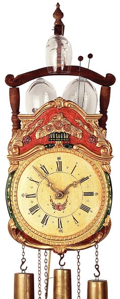 Reloj de cuco estilo antiguo movimiento mecánico de 8 días 49cm de Rombach & Haas