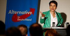 Frauke Petry la líder ultra que hace sombra a Angela Merkel