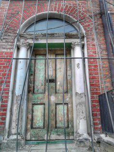 Georgian period doorway, Blessington Street, Dublin. Dublin House, Doorway, Georgian, Basin, Period, Houses, Patterns, Street, Entrance