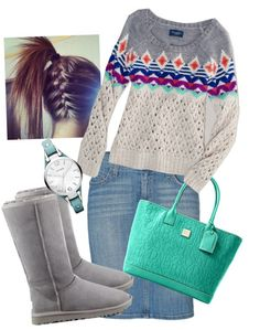 """""""Winter❄"""" by isaacs-brook ❤ liked on Polyvore"""