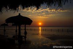 Revelando a Foto – Pôr do Sol na Ilha da Canela