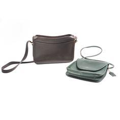 3a0668d45998 Vintage Leather Coach Crossbody Bags  6 on EBTH Vintage Coach