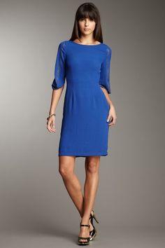 BCBGMAXAZRIA Lexy Studded Strap Dress on HauteLook