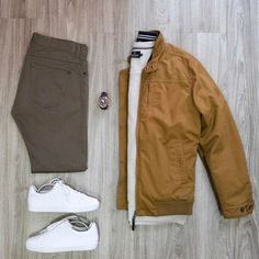 Fashion, Clothing, Shoes: Looks with which the checkered jacket will not be like the one of the whole world Mode Outfits, Casual Outfits, Men Casual, Mens Fashion Shoes, Fashion Outfits, Fashion Tips, Men's Fashion, Mode Hipster, Style Masculin