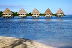 16 cheapest overwater bungalow resorts in the world.