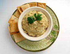 Hummus- cícerová nátierka