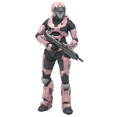 Can this be my Halloween costume? Halo Action Figures, Halo Armor, Halo Reach, Series 3, Female Bodies, Halloween Costumes, Sci Fi, Cosplay, Drawings