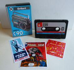 personal pearl jam cassette
