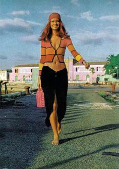 Vogue 1971 Beshka by Penati