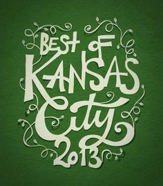 Best of Kansas City by Dave Douglass, via Behance