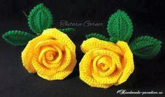 Watch The Video Splendid Crochet a Puff Flower Ideas. Wonderful Crochet a Puff Flower Ideas. Crochet Puff Flower, Crochet Flower Tutorial, Crochet Leaves, Crochet Flower Patterns, Thread Crochet, Crochet Motif, Irish Crochet, Crochet Designs, Crochet Flowers