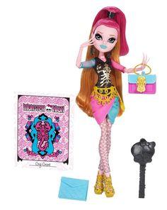Monster High Scaremester Gigi Grant