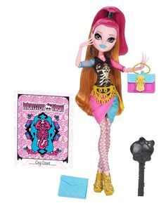 Monster High Scaremester Gigi Grant