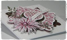 HANDMADE GREETING CARD --- You make a difference