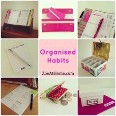 Organised habits