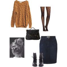 I created this on polyvore! Y'all should download the app it's great! ☺️ #fashion #polyvore #pentecostal #modest