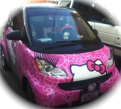 hello kitty-mobile =^_^=