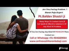 vashikaran Specialist in Chandigarh Love Problem Solution In Sikar