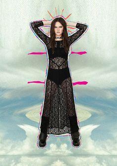 Something Else Spring 2012 Lookbook | Fashion Magazine | News. Fashion. Beauty. Music. | oystermag.com
