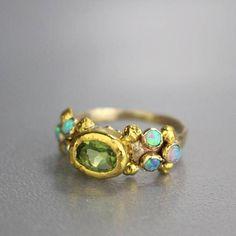 Natural Handmade bijoux ovale olive Peridot Gemstone Silver Danlge Crochet Boucles D/'oreilles