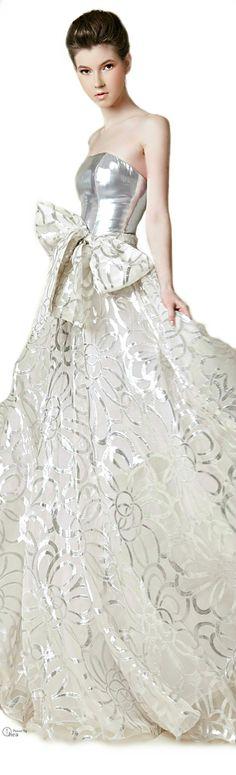 Rani Zakhem Couture ● Couture SS 2014
