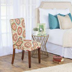 Medallion Parsons Chairs, Set of 2 | Kirklands