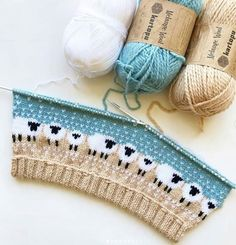 ÖRGÜ MODELLERİ+ USTALARDAN EN İYİ ÖRGÜLER | Nazarca.com Fair Isle Knitting, Knitting Socks, Knitting Needles, Knitted Hats, Crotchet Patterns, Baby Knitting Patterns, Baby Patterns, Buttonholes, Knitting Projects
