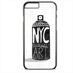 Nyc Subway Art 1972 TATUM-8052 Apple Phonecase Cover For Iphone SE Case