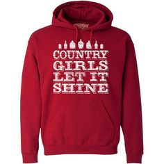 Our Women's Pullover Hoodie features a relaxed fit, and a double-lined hood with matching drawstring. The hoodie is made with 8 oz. polyester and has double-needle stitching throughout. Let It Shine, Mossy Oak, Fashion Line, Country Boys, Whats New, Hoodies, Sweatshirts, Chevy, Stitching