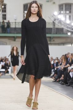 Chloe Ready To Wear Spring Summer 2014 Paris -