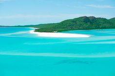Whitehaven Beach Australia  http://blog.queensland.com/2015/02/25/best-beaches-in-the-world/ picture by Lauren Bath Services