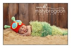 The Very Hungry Baby Caterpillar Hat and by LollypopsNBellyflops, $40.00