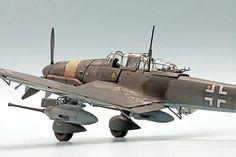 Junkers Ju 87 G-2 Kanonenvogel
