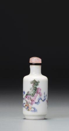 snuff bottles ||| sotheby's hk0524lot7kjkmen