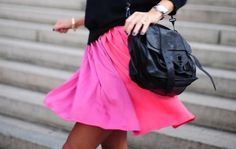 Sweater and Skirt