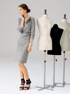 Cowl Dress 10/2012, 1.90X150, tissu avec de la tenue pour robe, 5.99$