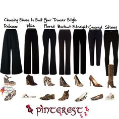 4 Things You Must Know to Match Shoe Styles with Your Pants (Inside Out Style) Fashion Terms, Fashion 101, Look Fashion, Womens Fashion, Fashion Design, Apple Shape Fashion, Fashion Terminology, Fashion For Petite Women, Fashion Guide