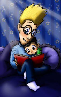 Wilbur's Story Time by KicsterAsh on DeviantArt Meet The Robinson, Wtf Face, Make Believe, Disney Pixar, Walt Disney, Disney And More, Parents As Teachers, S Stories, Story Time