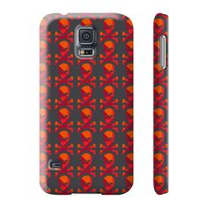 Skull Pattern Cover For Samsung S5, S6 And S7  #value #quality #phonecases #case #iPhone #Samsung #siliconephonecases #plasticphonecases #leatherwalletphonecases #phonecovercases