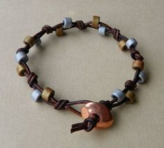 Description: Beaded Leather Bracelet is creative inspiration for us. Get more photo about Jewelry related with by looking at photos gallery at the bottom of this page. We are want to say thanks if you like to share this post to another people via your facebook, pinterest, google plus or …