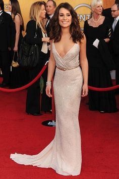 Lea Michele Fashion & Style – Best Looks (Glamour.com UK)