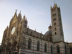 Siena Cathedral ...