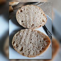 Rozsos zsemle éjjeli hűtős kelesztéssel – Betty hobbi konyhája Hobbit, Bread, Food, Brot, Essen, Baking, Meals, Breads, The Hobbit