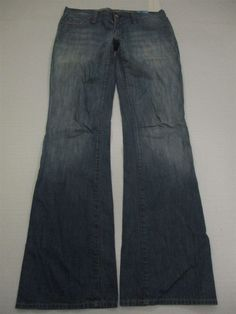 0484baab9b6 7 FOR ALL MANKIND Jeans Women's Size 28 Cotton Medium Wash Bootcut #WA2976  #fashion #clothing #shoes #accessories #womensclothing #jeans (ebay link)