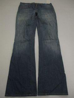 a360e8085229 7 FOR ALL MANKIND Jeans Women s Size 28 Cotton Medium Wash Bootcut  WA2976   fashion