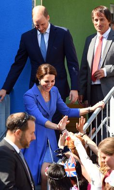 Prince William, Kate Middleton, Charlotte and George's royal tour: The highlights from Poland and Germany